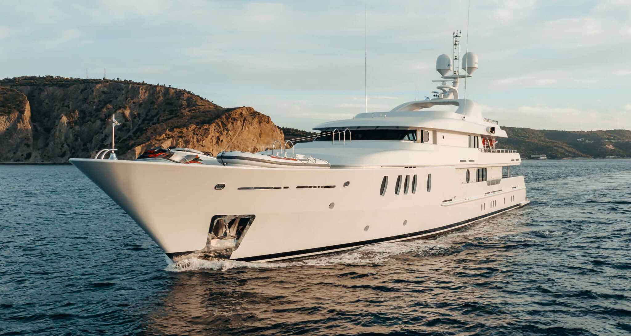 Luxury Yachts Construction Golden Yachts