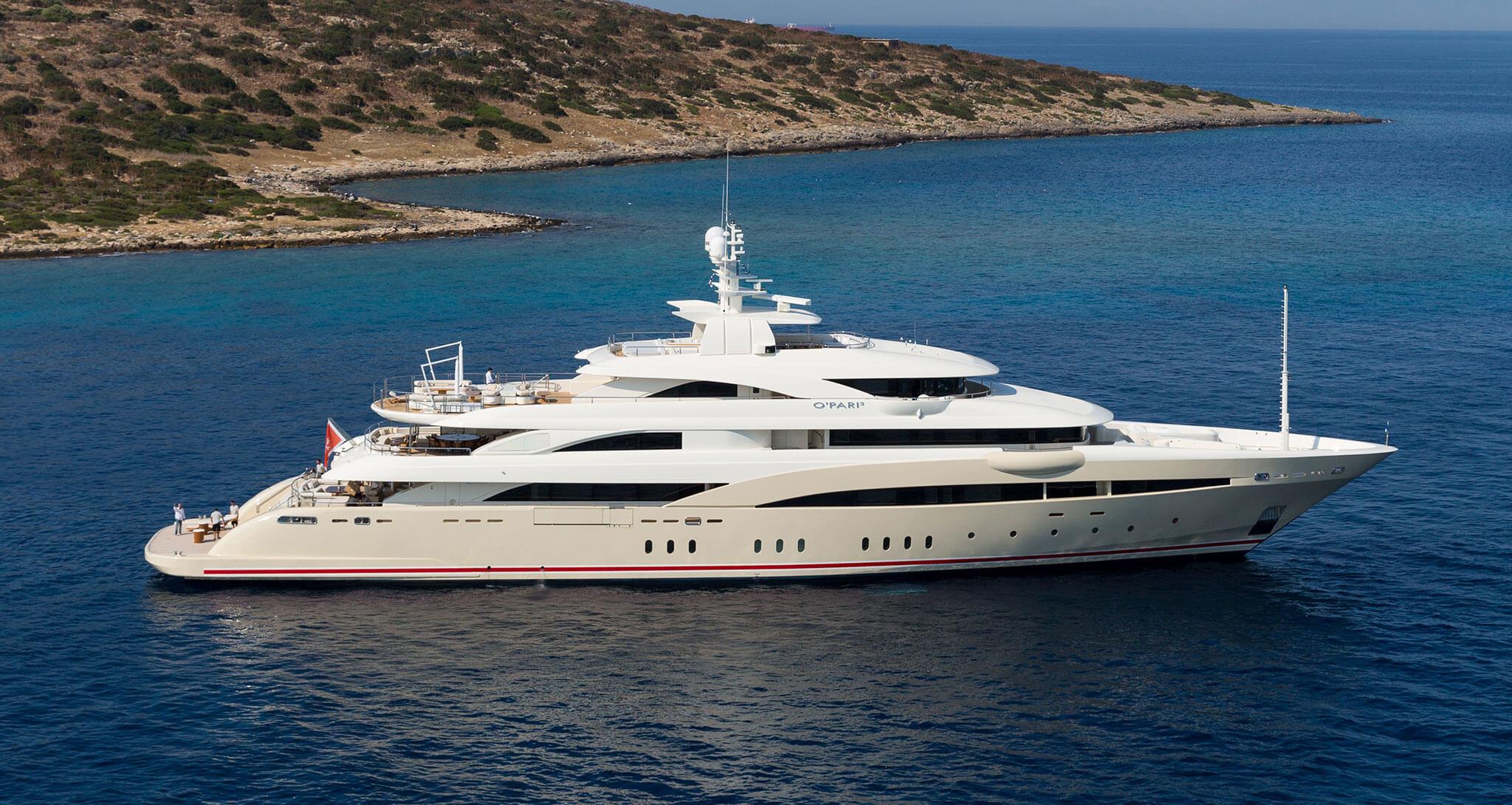 O Pari3 - Golden Yachts