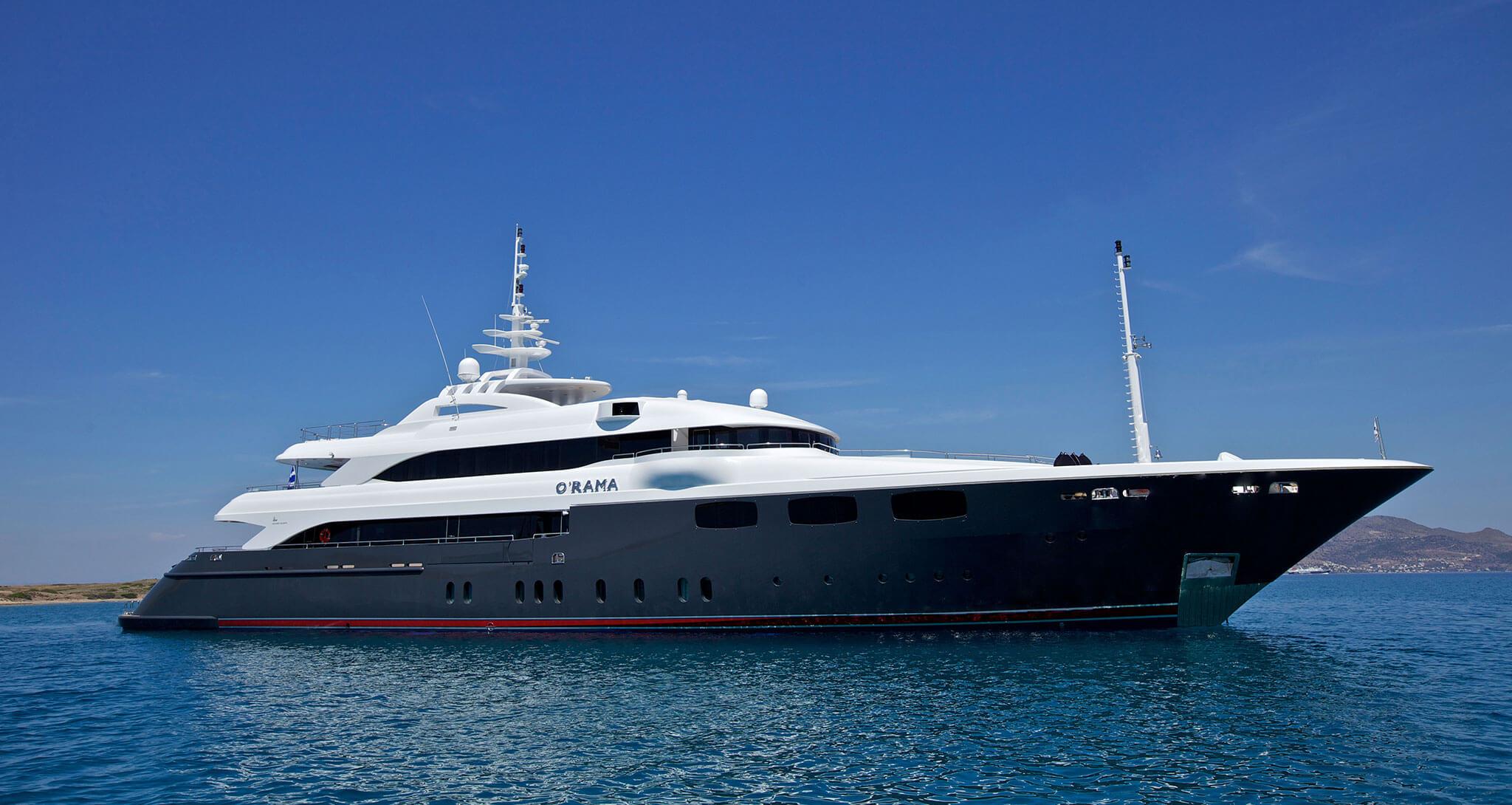 O Rama - Golden Yachts