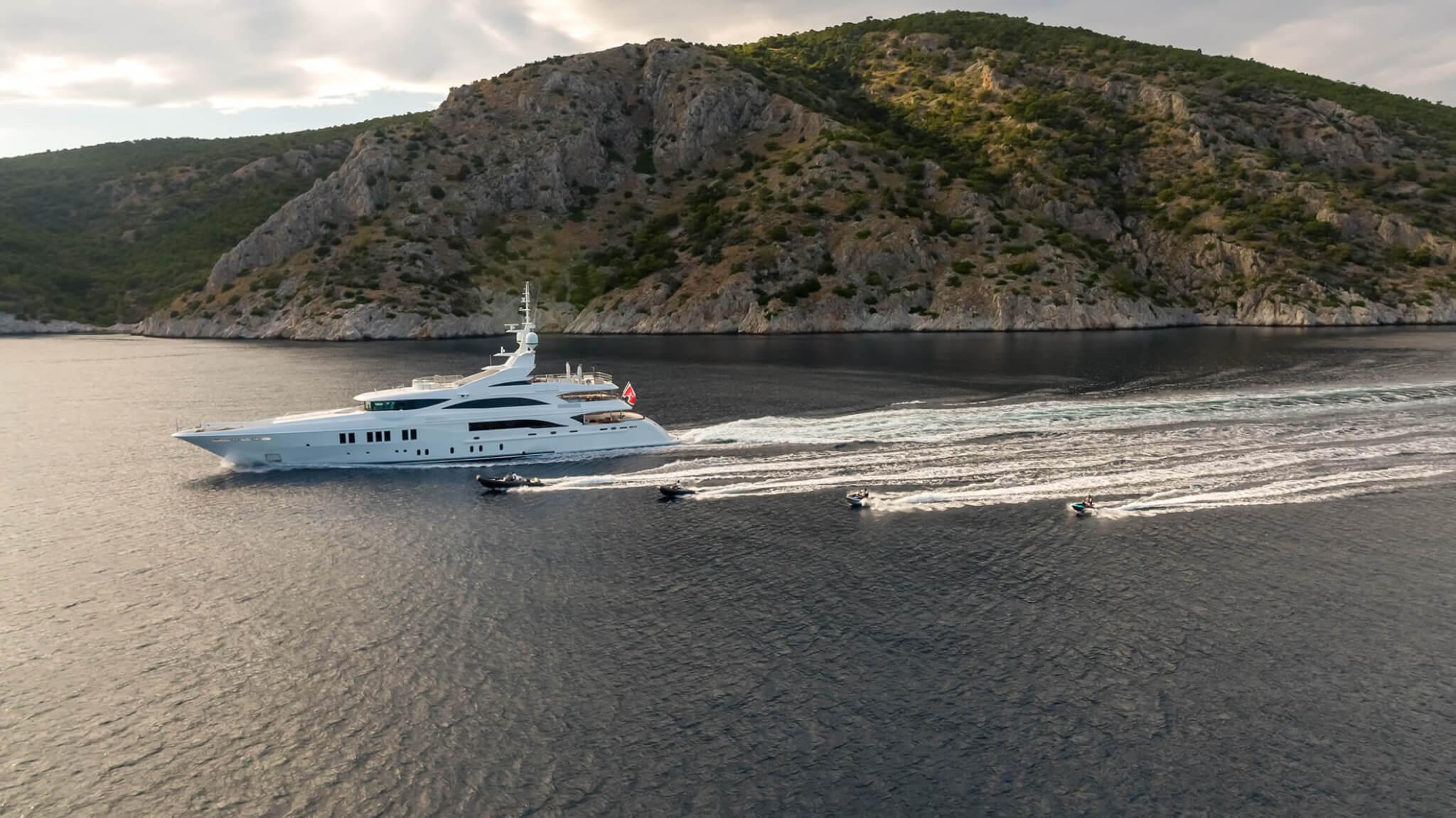 O'Mathilde - Golden Yachts